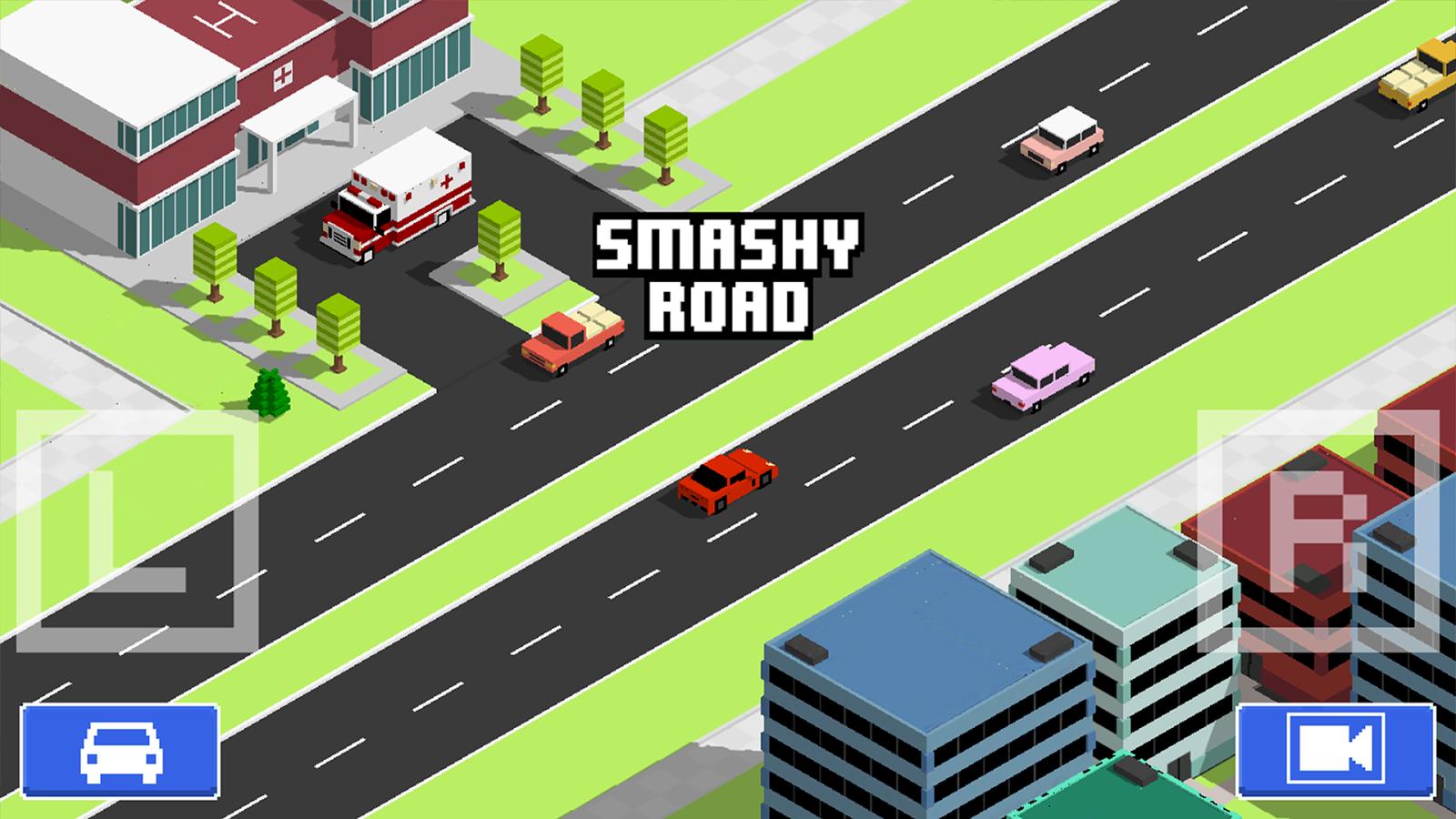 Smashy Road Wanted
