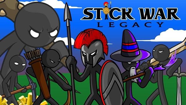 Stick War-  Legacy