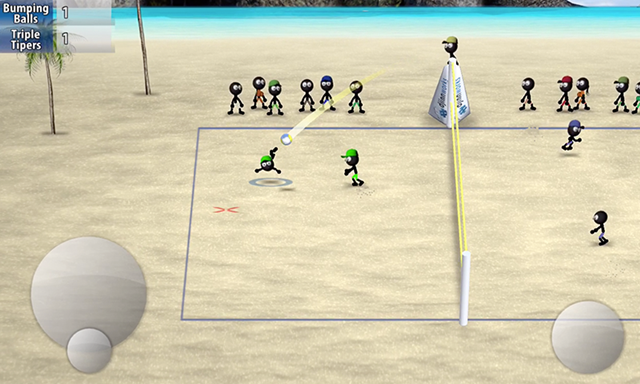 Stickman Volleyball pc