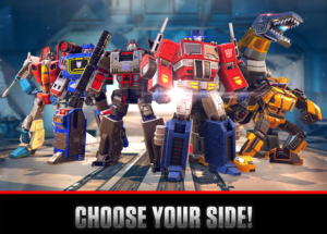 Transformers: Earth Wars FOR PC WINDOWS (10/8/7) AND MAC