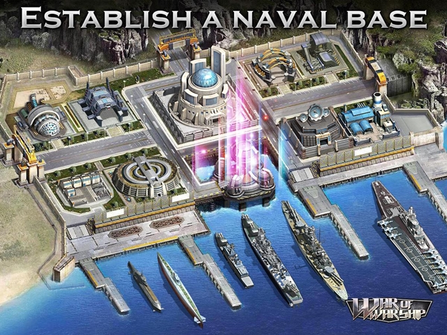 War of Warships Pacific War