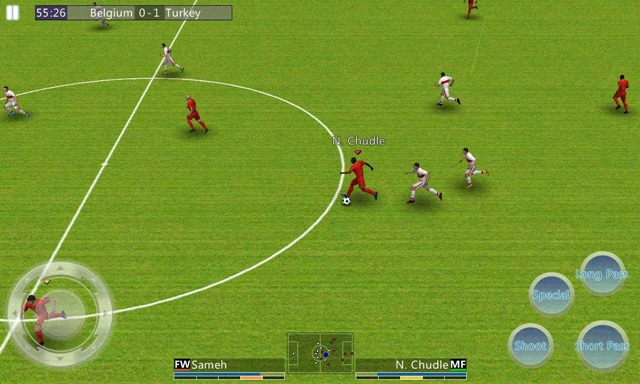 World Soccer League pc