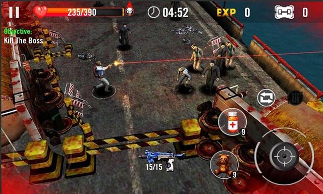 Zombie Overkill 3D pc