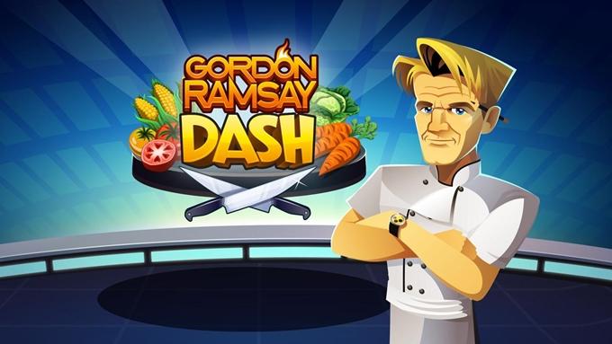 GORDON RAMSAY DASH