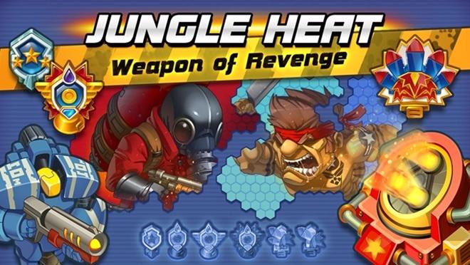 Jungle Heat War of Clans