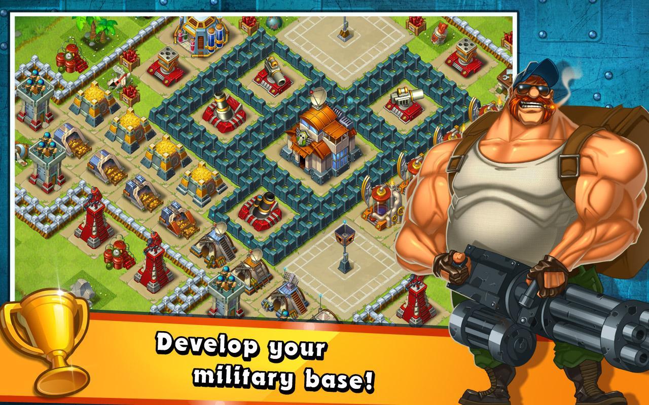 Jungle Heat War of Clans pc