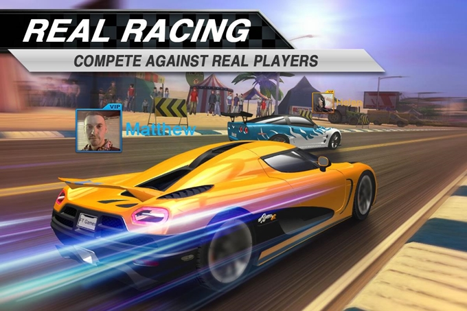 Light Shadow Racing Online pc