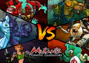 Mutants: Genetic Gladiators FOR PC WINDOWS (10/8/7) AND MAC