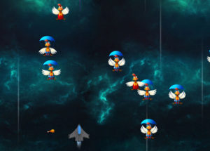 Chicken Shooter Space Defense for PC Windows and MAC Free Download