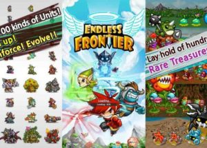 Endless Frontier RPG online for Windows 10/ 8/ 7 or Mac