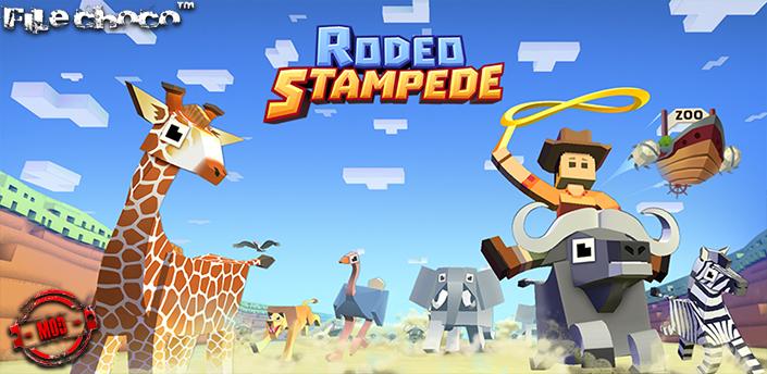 Rodeo Stampede Sky Zoo Safari For Windows 10 8 7 Or Mac