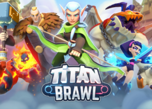 Titan Brawl for Windows 10/ 8/ 7 or Mac