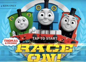 Thomas & Friends Race On for Windows 10/ 8/ 7 or Mac