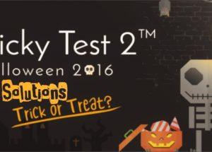 Tricky Test 2™ Halloween 2016 for PC Windows and MAC Free Download