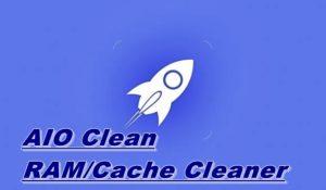 AIO Clean - RAMCache Cleaner