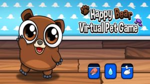 Happy Bear - Virtual Pet Game
