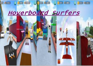 Hoverboard Surfers 3D for Windows 10/ 8/ 7 or Mac