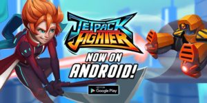 Jetpack Fighter