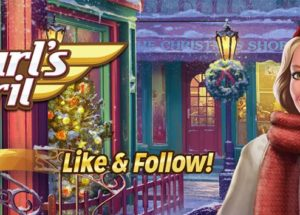 Pearl's Peril Hidden Object for Windows 10/ 8/ 7 or Mac