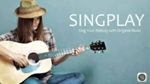 SingPlay Karaoke your MP3s