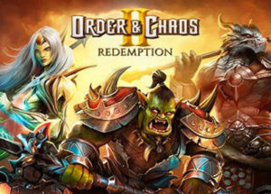Order & Chaos 2 Redemption for Windows 10/ 8/ 7 or Mac