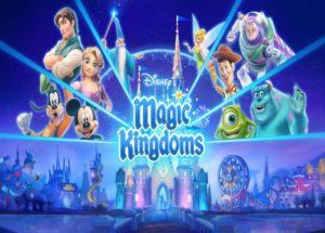Disney Magic Kingdoms for Windows 10/ 8/ 7 or Mac