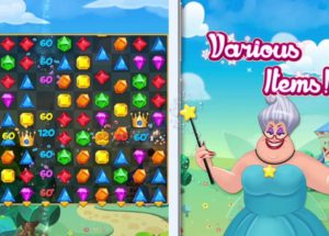 Jewel Match King Quest for Windows 10/ 8/ 7 or Mac