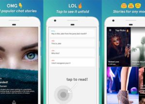 Tap – Chat Stories by Wattpad for PC Windows and MAC Free Download