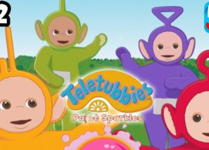 Teletubbies Paint Sparkles for Windows 10/ 8/ 7 or Mac
