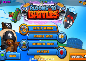Bloons TD Battles for Windows 10/ 8/ 7 or Mac