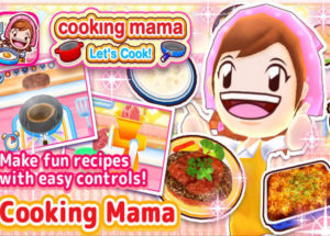COOKING MAMA Let's Cook for Windows 10/ 8/ 7 or Mac