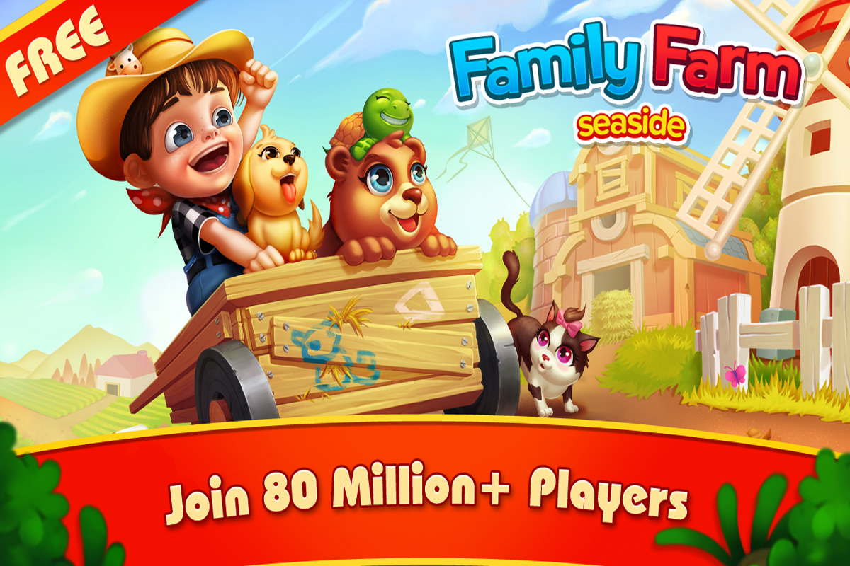 download family farm game for pc