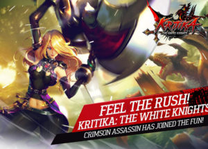 Kritika The White Knights for Windows 10/ 8/ 7 or Mac