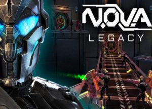 N.O.V.A. Legacy for Windows 10/ 8/ 7 or Mac