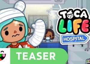 Toca Life Hospital for Windows 10/ 8/ 7 or Mac