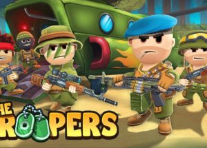 The Troopers minions in arms for Windows 10/ 8/ 7 or Mac