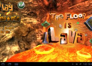 The Floor is Lava for Windows 10/ 8/ 7 or Mac