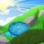 Water Ball 2D for Windows 10/ 8/ 7 or Mac