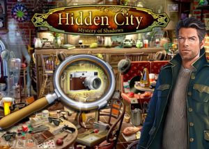 Hidden City® Mystery of Shadows for Windows 10/ 8/ 7 or Mac