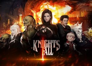 Knights Fall for Windows 10/ 8/ 7 or Mac