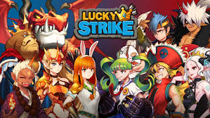 LuckyStrike Slotmachine Puzzle RPG for Windows 10/ 8/ 7 or Mac