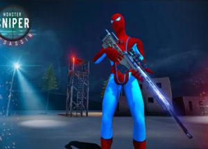 Spider vs Monster Assassin – best sniper for Windows 10/ 8/ 7 or Mac