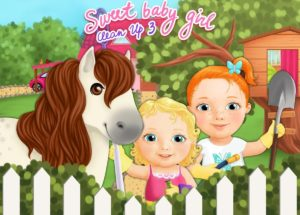 Sweet Baby Girl Cleanup 5 for Windows 10/ 8/ 7 or Mac