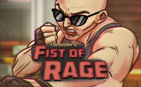 Fist of Rage 2D Battle Platformer for Windows 10/ 8/ 7 or Mac