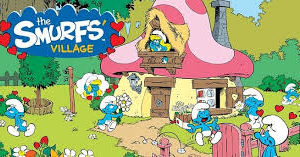 Smurfs' Village for Windows 10/ 8/ 7 or Mac