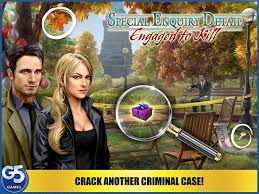 Special Enquiry Detail Engaged to Kill for Windows 10/ 8/ 7 or Mac