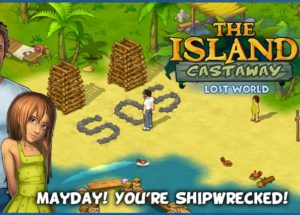 The Island Castaway Lost World® for Windows 10/ 8/ 7 or Mac