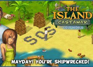 The Island Castaway Lost World® for Windows 10/ 8/ 7 or Mac