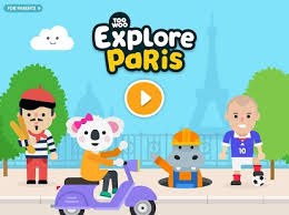 Toowoo Explore Paris for Windows 10/ 8/ 7 or Mac