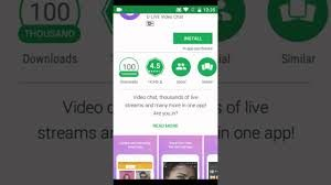 U LIVE – Video Chat & Stream for PC Windows and MAC Free Download